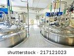 pharmaceutical factory...   Shutterstock . vector #217121023