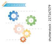 colorful vector design for... | Shutterstock .eps vector #217167079