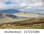 Welsh Mountains And Countrysid...