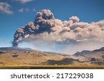 Eyjafjallajokull Volcano...