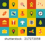 flat icons vector set 3  ...