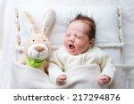Adorable Sleepy Newborn Baby...