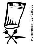 cap chef | Shutterstock .eps vector #217325398
