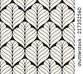 seamless pattern. modern... | Shutterstock .eps vector #217352560