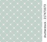 geometric repeating vector... | Shutterstock .eps vector #217473373