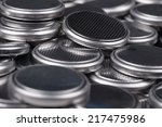 Heap Of Lithium Button Cell...