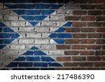 Dark Brick Wall Texture   Flag...