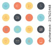 vector collection of simple...