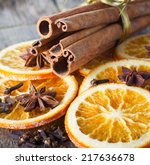 Cinnamon Sticks  Cloves  Anise...
