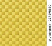 Gold Checkered Pattern.