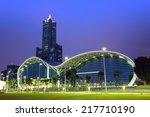 kaohsiung  taiwan    sep 06 ... | Shutterstock . vector #217710190