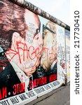 berlin  germany   december 3...   Shutterstock . vector #217730410