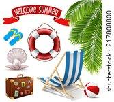 vector illustration of a... | Shutterstock .eps vector #217808800