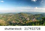 chiang rai hills village... | Shutterstock . vector #217922728