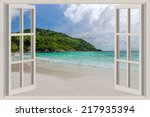 The Open Window  With Sea Views