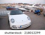 saint tropez  france   june 30  ...   Shutterstock . vector #218012299
