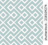 vector seamless pattern. modern ... | Shutterstock .eps vector #218109274