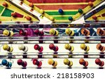 background image of a close up... | Shutterstock . vector #218158903