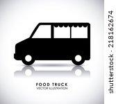van graphic design   vector...   Shutterstock .eps vector #218162674