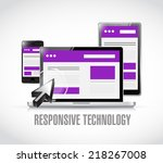responsive technology...