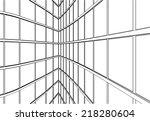 architecture building mesh 3d