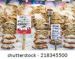 Fresh Crab At Pikes Place Fish...
