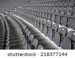 stadium black chair pattern