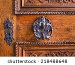 Medieval Antique Door Handle...