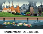 a vector illustration of... | Shutterstock .eps vector #218501386