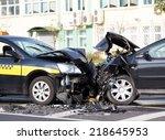 Crashed Cars Automobile...