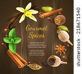 Confectionery Gourmet Spices...