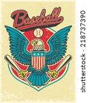 American Eagle Grip A Baseball...