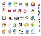 biggest collection of vector... | Shutterstock .eps vector #218753554
