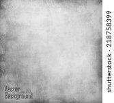 vintage paper texture  vector | Shutterstock .eps vector #218758399