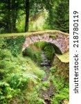 Picturesque Old Stone Bridge I...