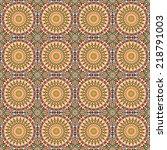 vector seamless pattern....   Shutterstock .eps vector #218791003