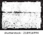 grunge texture | Shutterstock .eps vector #218916994