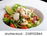 Octopus Salad With Lemon Slice...