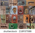 Old Vintage Door Handles And...
