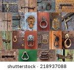 Old Vintage Door Handles And...