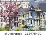 san francisco  california ... | Shutterstock . vector #218975470