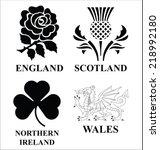 United Kingdom Monochrome...