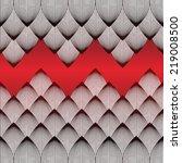 vector background  unusual...   Shutterstock .eps vector #219008500