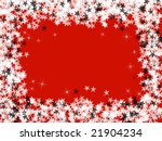 red christmas background | Shutterstock . vector #21904234