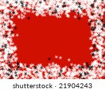 red christmas background | Shutterstock . vector #21904243
