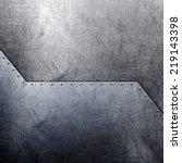 metal background | Shutterstock . vector #219143398