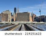 new york  new york   april 20 ... | Shutterstock . vector #219251623