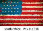 usa flag | Shutterstock . vector #219411748