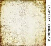 grunge background | Shutterstock . vector #219415474