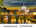Rome  Italy  St. Peter\'s...
